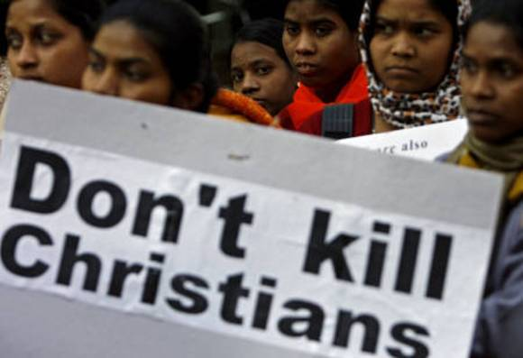 Christians in Orissa