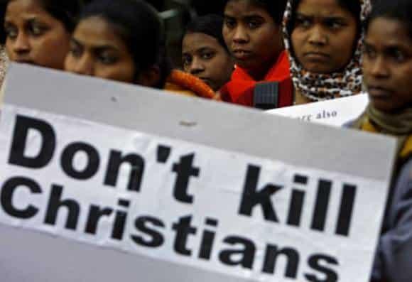 Christians in Orissa