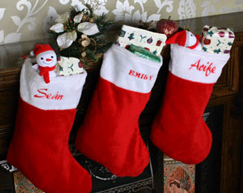 Christmas Stockings on Christmas Stockings