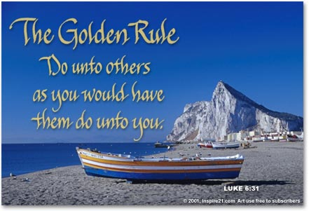 Do unto others pic