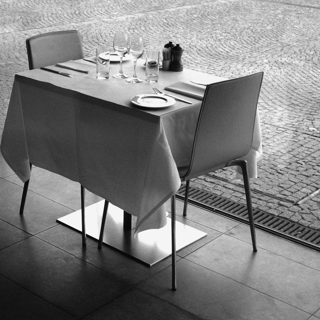 God\'s Table Requires Table Manners