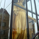 Golden Mary Statue 07