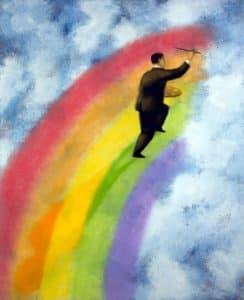 I Will Paint You A Rainbow