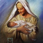 Infant Jesus Born 05