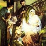 Infant Jesus Born 10