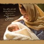 Infant Jesus Born 14