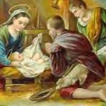 Infant Jesus Born 16