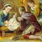 Infant Jesus Born 16
