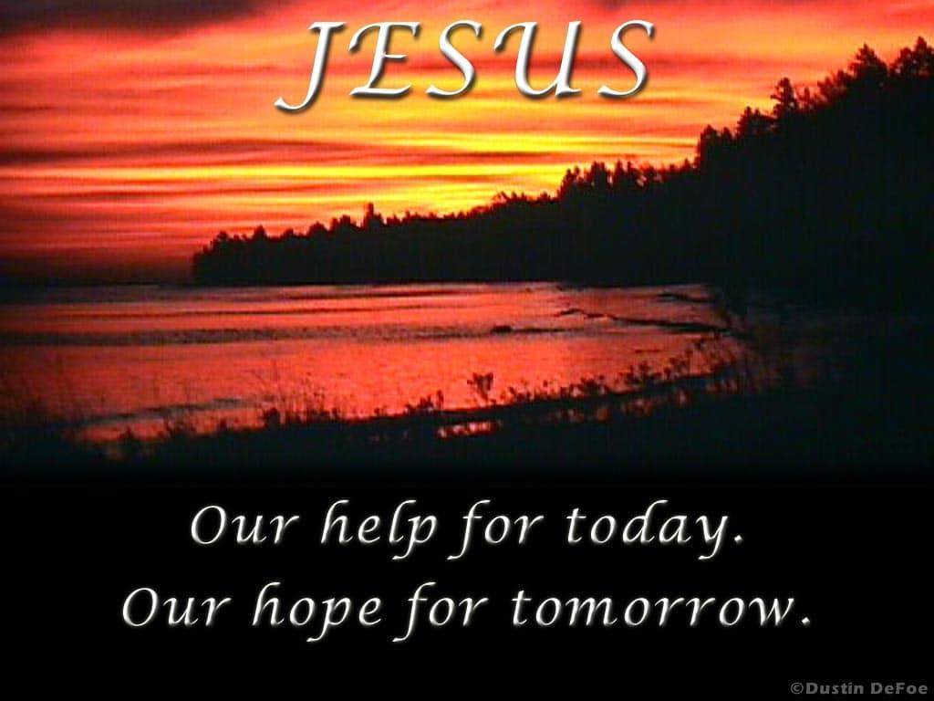 Jesus Name Wallpaper 07