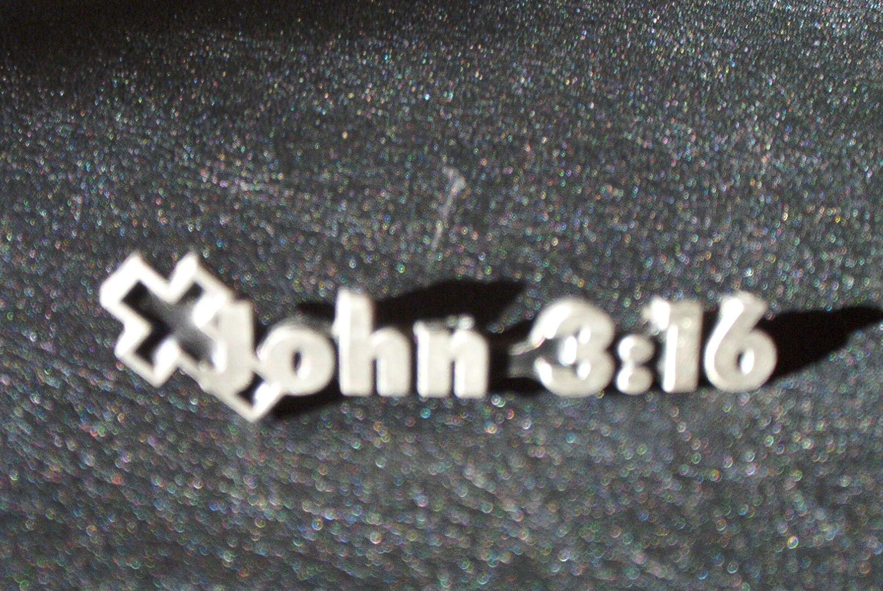 Story : John 3:16
