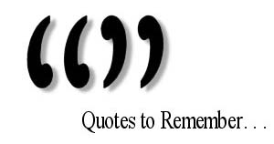 Quotes : Read and Act
