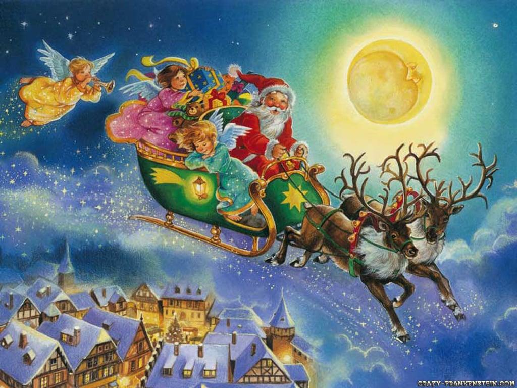 santa claus pics 0109 - Santa Claus Christmas Pictures