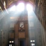 St Peters Sun light