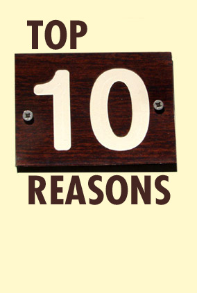 10 Reasons Christians