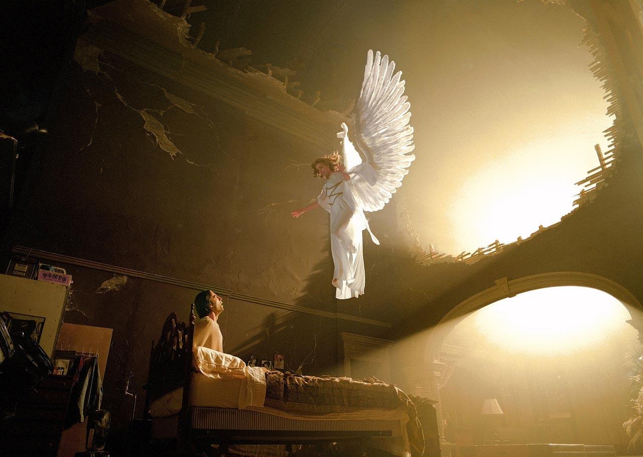 Angel At Work