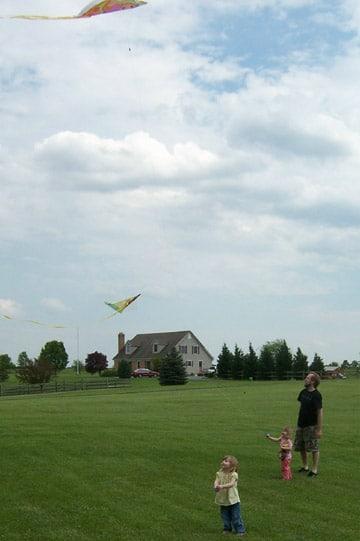 Children Are Like Kites
