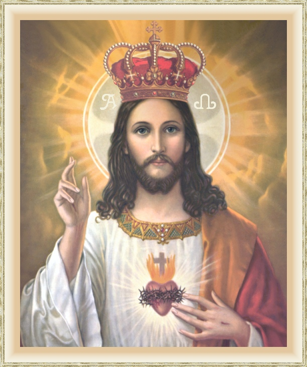 Christ The King 9987