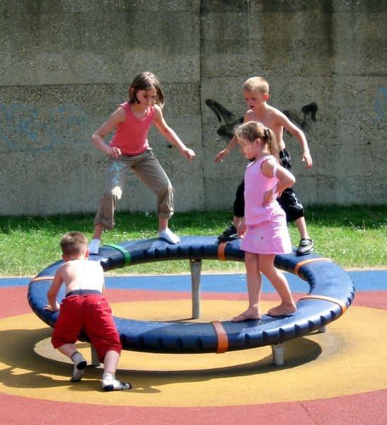 Playground of Life