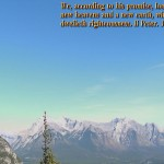 Scenic Wallpapers with Bible Verses 09