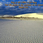 Scenic Wallpapers with Bible Verses 12