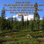 Scenic Wallpapers with Bible Verses 13