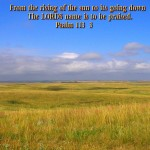 Scenic Wallpapers with Bible Verses 14