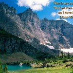 Scenic Wallpapers with Bible Verses 22