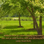 Scenic Wallpapers with Bible Verses 24
