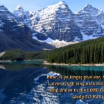 Scenic Wallpapers with Bible Verses 28