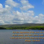 Scenic Wallpapers with Bible Verses 29