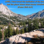 Scenic Wallpapers with Bible Verses 31