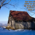 Scenic Wallpapers with Bible Verses 44