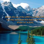 Scenic Wallpapers with Bible Verses 55
