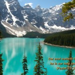 Scenic Wallpapers with Bible Verses 56