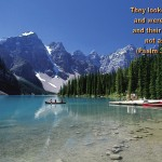 Scenic Wallpapers with Bible Verses 61