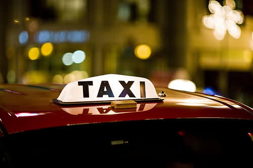 The Cab Ride
