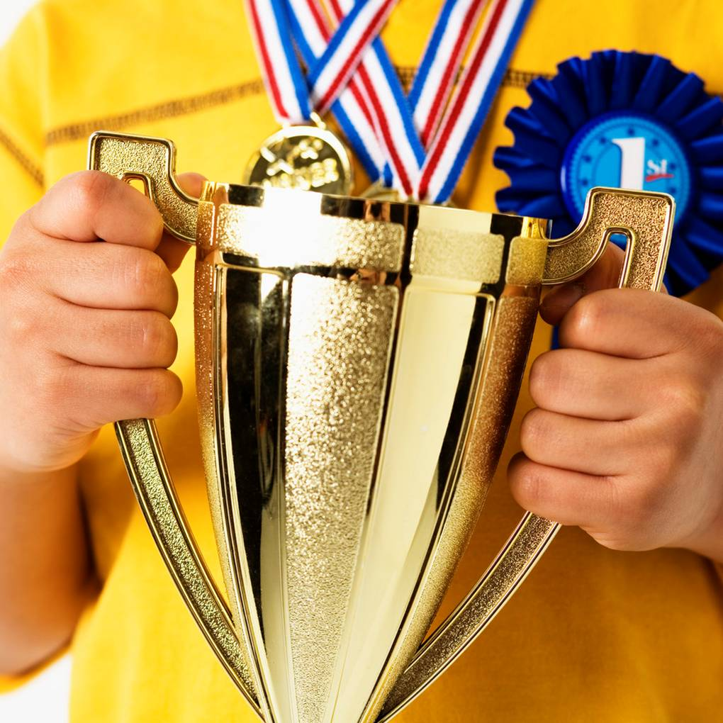 To Be A Champion In Life