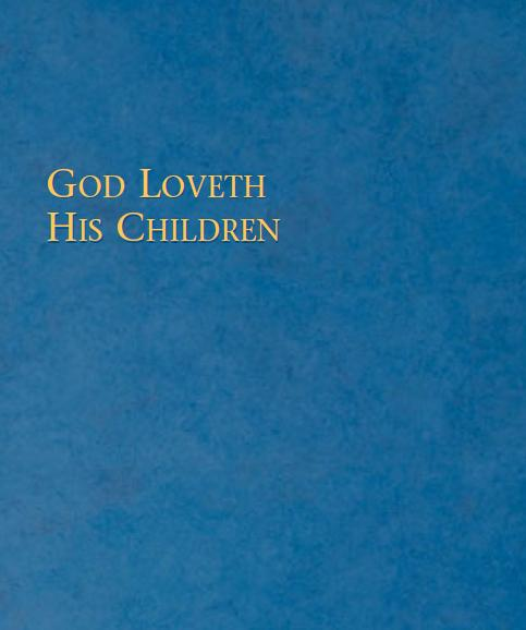 God Loveth His Children