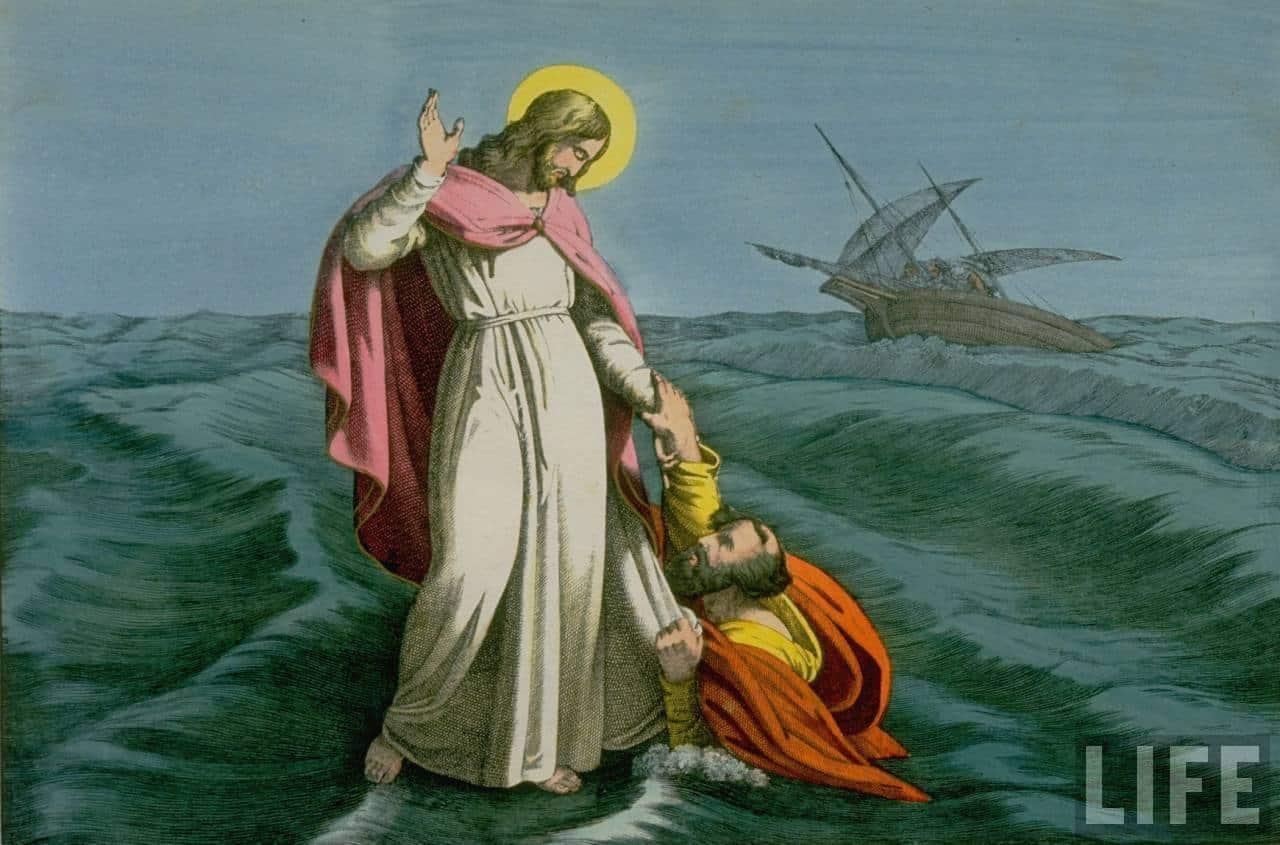 jesus walks video: