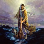 Jesus to the rescue