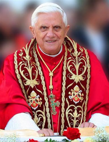 benedict xvi Heralds of the second coming: our lady, the divine mercy, and the popes of the marian era from blessed pius ix to benedict xvi feb 15, 2013.