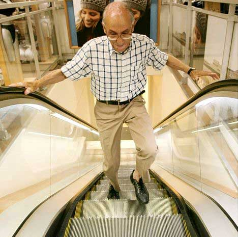 Old-man-on-escalator