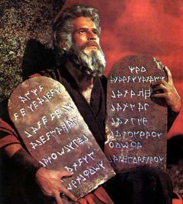 The Nineteen Commandments