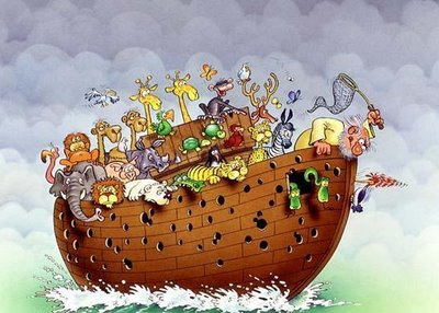 All We Really Need To Know, We Learned From Noah\'s Ark