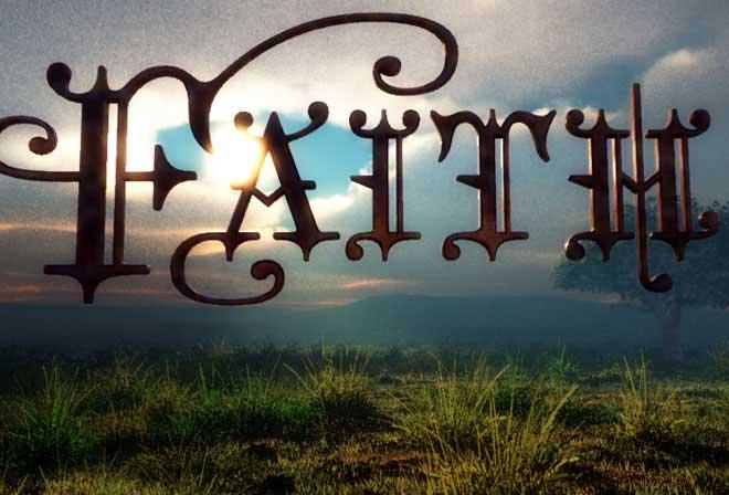 Faith-is-letting-go