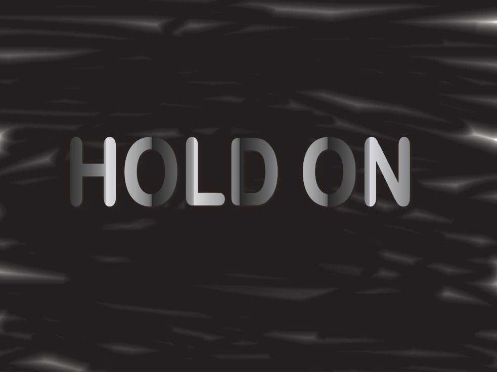 how hold:
