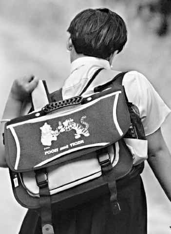 How heavy is your bag