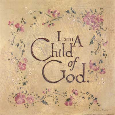 I-Am-The-Child-of-God