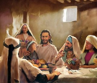 Jesus invites you to a Banquet