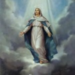 Virgin Mary Assumption Mobile Pic 0305